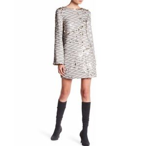 KEEPSAKE the Label Sequin Dress